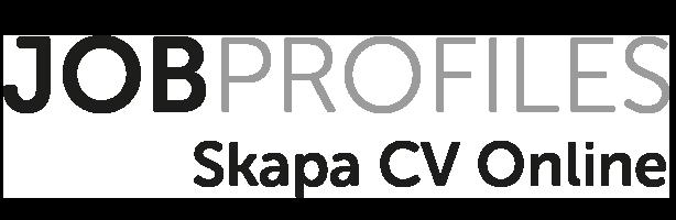 Jobbprofiler och CV Online