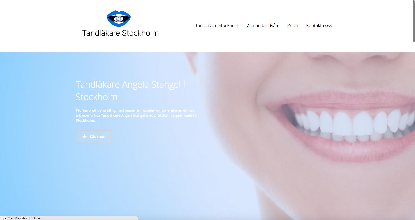 tandläkare stockholm